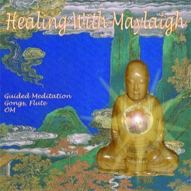 Healing With Maylaigh CD